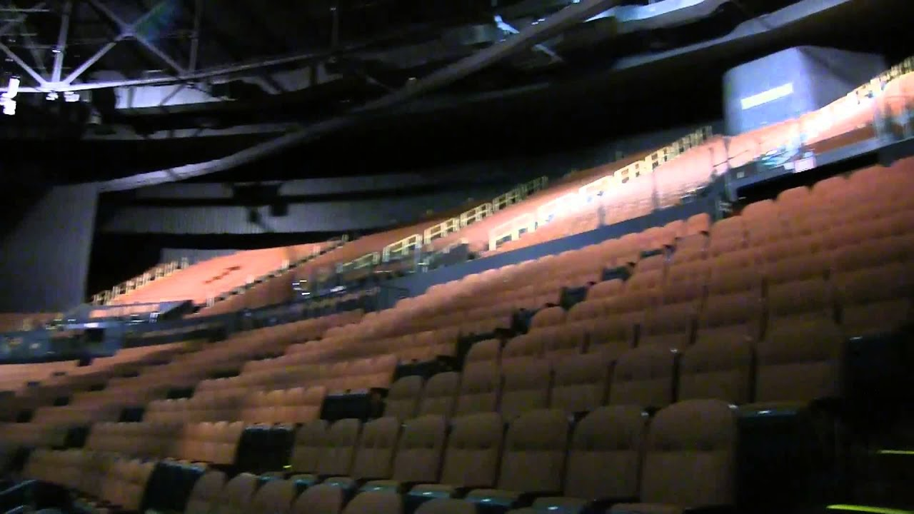 Forum Arena In Los Angeles Youtube