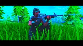 Toy Soldier Challenge in Fortnite