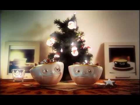 zwei tassen zu weihnachten youtube. Black Bedroom Furniture Sets. Home Design Ideas