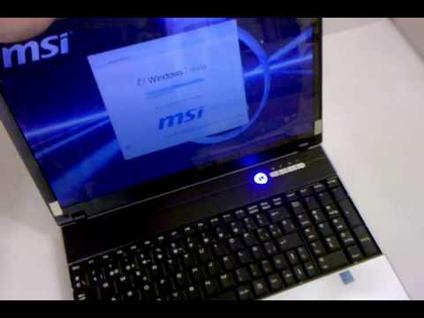 MSI PR601 VGA Driver for Windows Download
