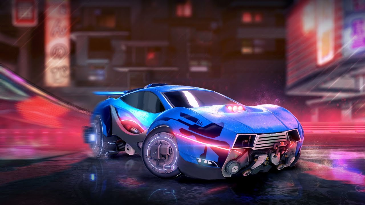 Rocket League Best Dlc Car