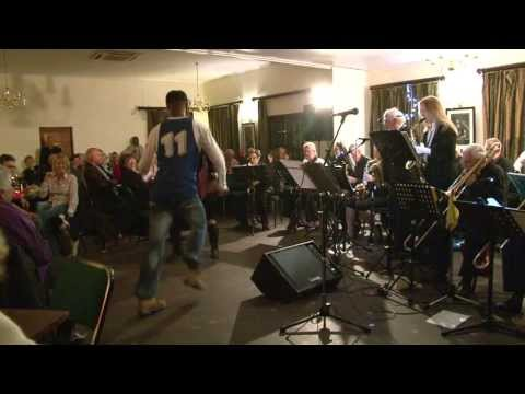 Kronendal Music Academy and the Bob Mowday Big Band