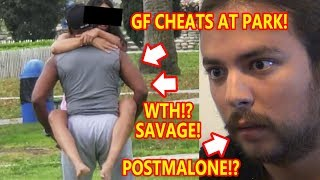 GF Touches PHYSICAL TRAINER'S 🍆 at Park (BOYFRIEND CONFRONTS HER!) | To Catch a Cheater