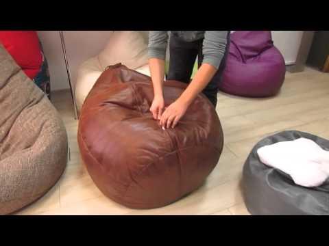 Кресло мешок Мяч  Обзор + размеры
