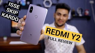 Redmi Y2 Review in Hindi - Iss Phone Ko Bhool Jaao!!!!