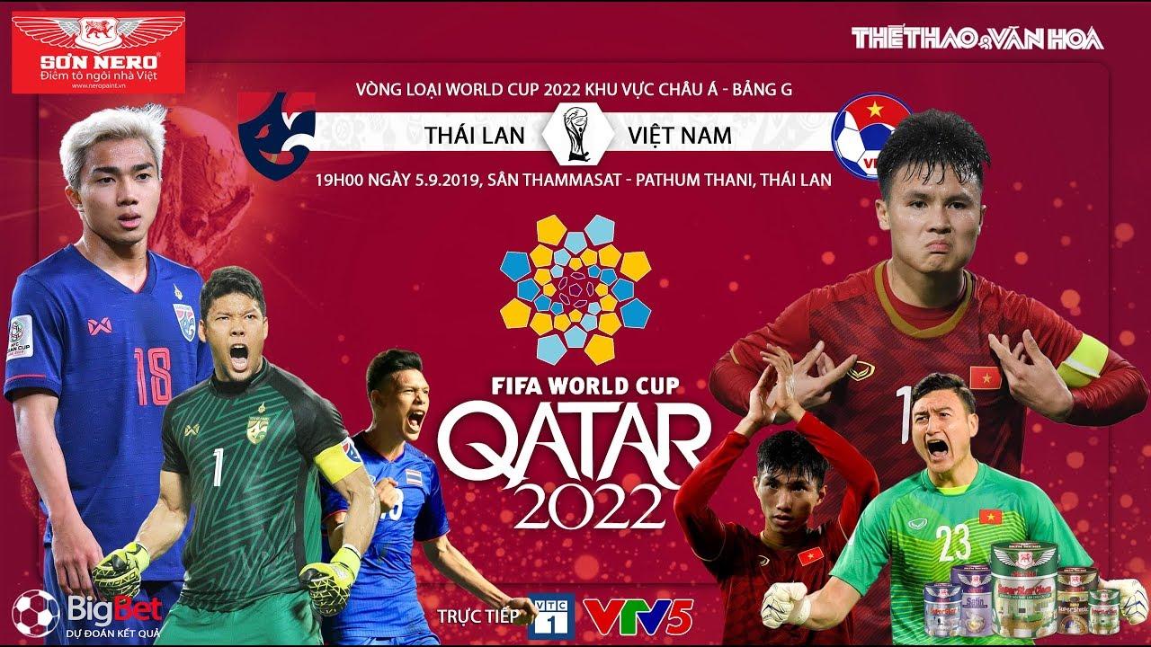 Xem lại Thái Lan vs Việt Nam