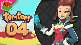 LADY LOTTIE IS A RAID BOSS! | Temtem Co-op Let's Play #4