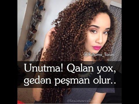 Yazili Sevgi Sekilleri 2016 (Lil''Orxan ft...