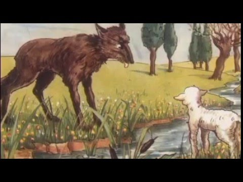 das schaf und der wolf