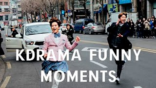 Kdrama try not to laugh / Kdrama funny moments #1