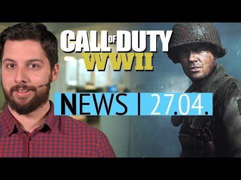 Call of Duty WW2 ohne Auto-Heilung - Eklat beim Deutschen Computerspielpreis - News