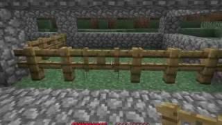Kanciasty Świat Minecraft odcinek #04 Hodowla zwierząt i ulepszona farma