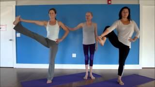 Lois Yoga: How to Adjust Your Students in Utthita Hasta Padangusthasana