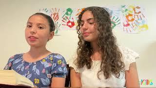 ACI Kids 8/20/20 Bible Lesson 18