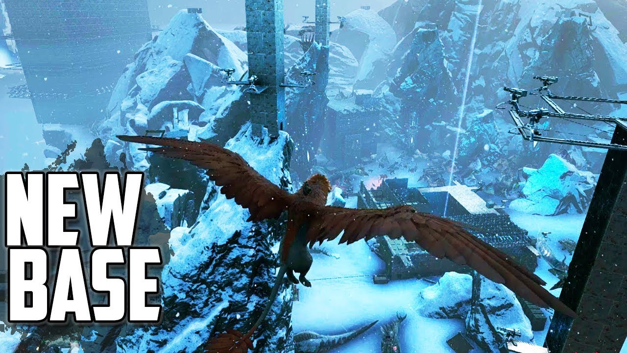 OFFICIAL ARK | ARK: SURVIVAL EVOLVED | EP 9