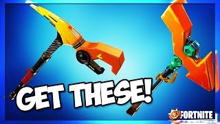 HOW TO GET POWER GRIP AND POINTER PICKAXE *WeGame Fortnite EXCLUSIVE* {Fortnite Battle Royale}