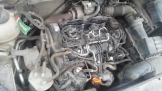 Тигуан 2.0 TDI. Непонятный звук работы двигателя, Турбина, клапаны, гидрокомпенсаторы???