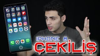 iPhone 8 BÜYÜK ÇEKİLİŞ ve YENİ ŞARKIM