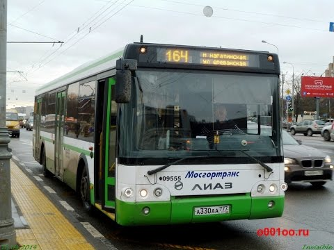 Поездка на автобусе ЛиАЗ-5292.22 № 02535 Маршрут № 201 Москва