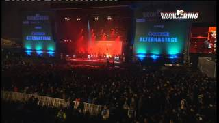 mando diao live at rock am ring 2009 - tv and me
