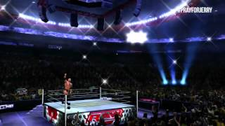 WWE 13 - The Rock