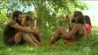 Dörtlünün Adadaki Son Sohbeti - Survivor All Star (6.Sezon 93.Bölüm)