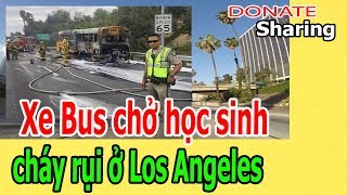 X,e B,u,s ch,ở học s,i,nh ch,á,y r,ụ,i ở Los Angeles - Donate Sharing