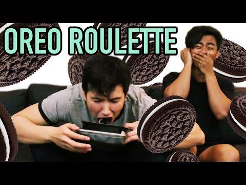 OREO ROULETTE CHALLENGE ft ROI