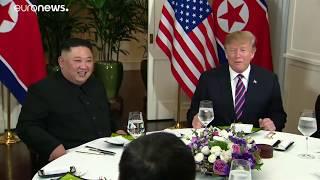 Paz y desnuclearización a cambio de menos sanciones