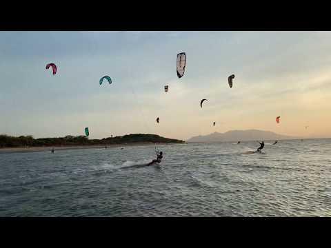 Kiteboarding In Punta Chame - Panama Sunset Session