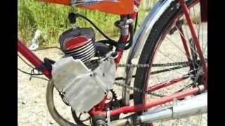 Велосипед с мотором Д8э(Часть4).Motorized Bicycle D8e(Part4)(Велосипед с мотором Д8э(Часть4) Год спустя... Данное видео о моем велосипеде спустя 1 год,опять же с изменениям..., 2012-07-07T19:13:32.000Z)