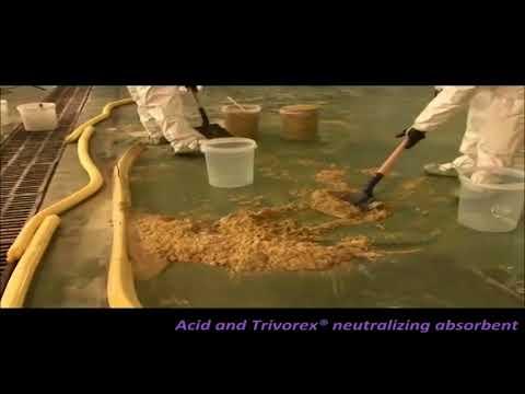 Trivorex®Universal Neutralizing Absorbent
