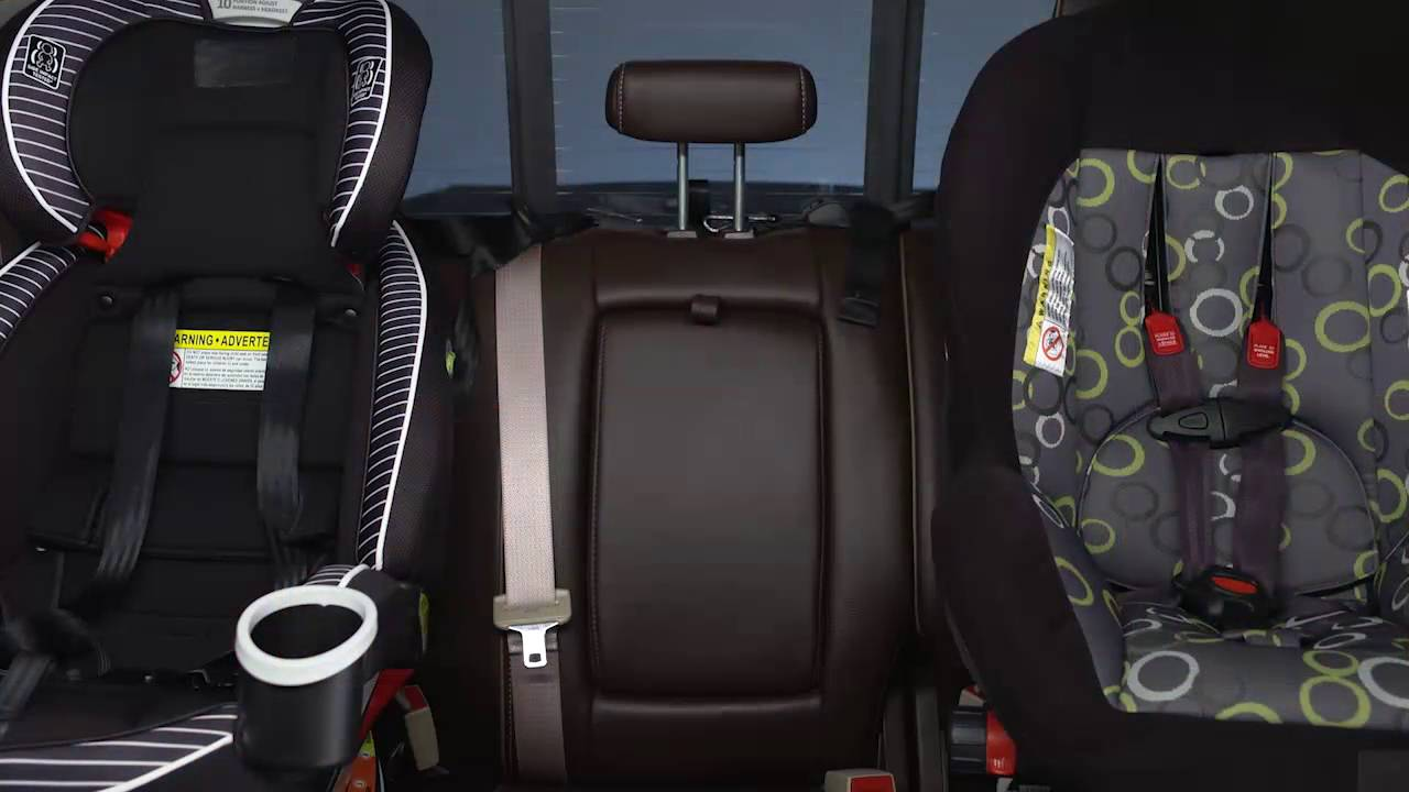 Forward Facing Safety Seat Ram Truck  YouTube