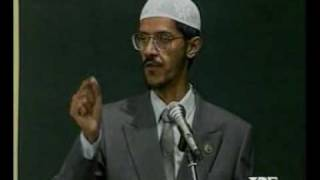 Dr. Zakir Naik on two women witnesses equal too one man witness.