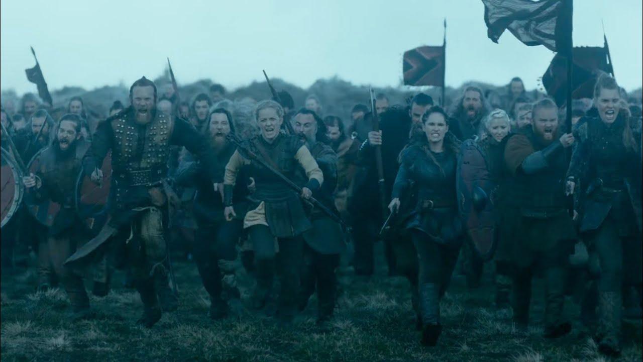 Download Vikings (SO6E11): Vikings Vs Rus Battle. Farewell Bjorn Ironside (Season 6, Episode 11)