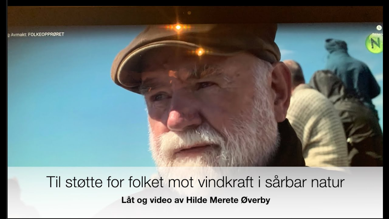 Motvind - Låt av Hilde Merete Øverby