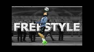 Cristiano Ronaldo ● Skills, Tricks, Freestyle in Training 2018