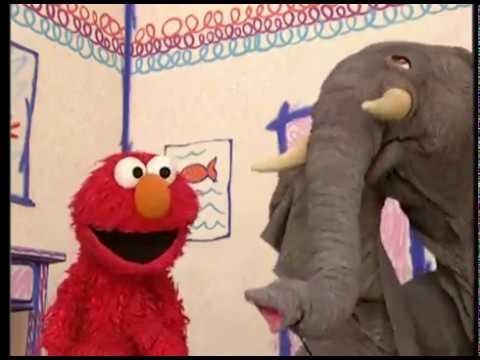 Elmo S World Wild Animals Interview
