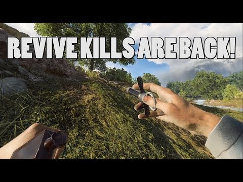 REVIVE KILLS ARE BACK! - Battlefield V thumbnail
