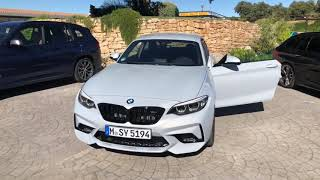 Another look at the BMW M2 COMPETITION