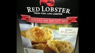 Red Lobster Cheddar Herb Biscuit Review