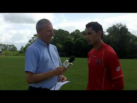 Orlando City Soccer - Miguel Gallardo - June 2014 Interview