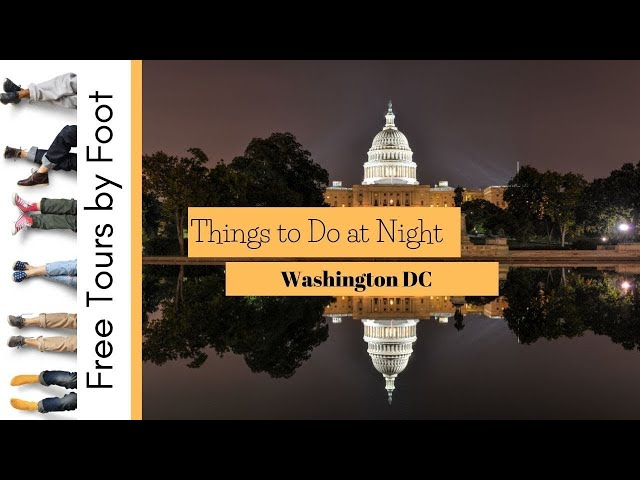 50 Things To Do In Washington Dc For Tourists And Visitors Dc