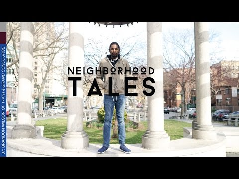 Neighborhood Tales: Brandon Wilson of Grand Concourse