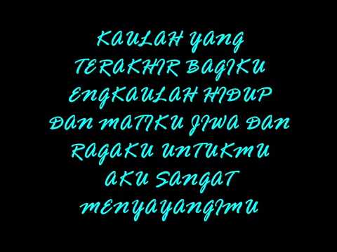 SouQy Band Aku Sangat Menyayangimu (lirik) Mp3