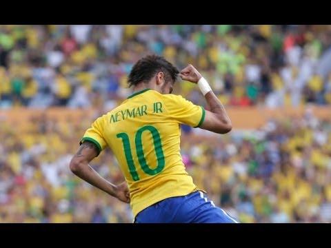Neymar Jr - Prepare For World Cup - Best Skills & Goals - 2014 HD