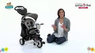 Gyerek tricikli Recliner Infinity 5in1 smarTrike B