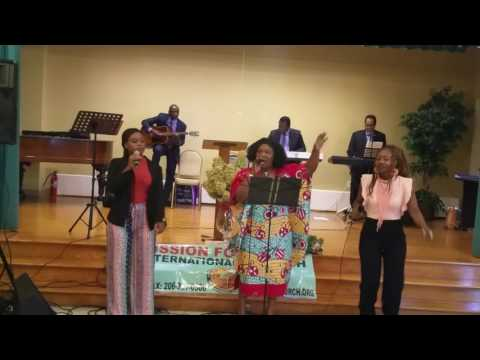 It's not by power nor by might - Groupe Psaumes 150 | MFCI Church Culte du 19 Mars 2017