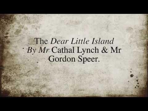 """Causeway walking trail"" and The Dear Little Island. Irish Folk Song"