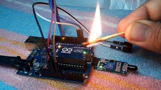 Fire sensor | তৈরি করুন ফায়ার এলাম |  arduino bangla tutorial part-6 | Project Bangla